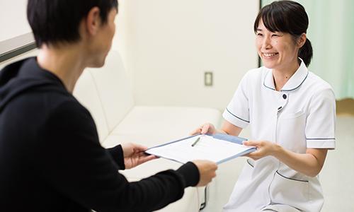 肺炎は、日本の死因第4位。特に65歳以上の方は迷わず受診を